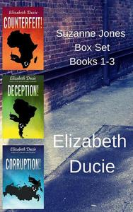Suzanne Jones Box Set: Books 1-3