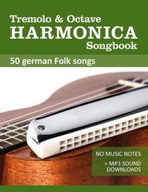 Tremolo Harmonica Songbook - german Folk songs