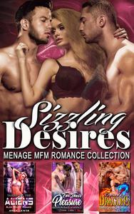 Sizzling Desires : Menage MFM Romance Collection