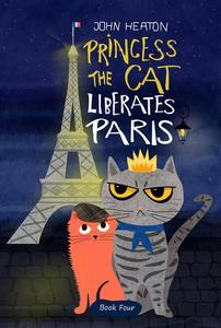 Princess the Cat Liberates Paris