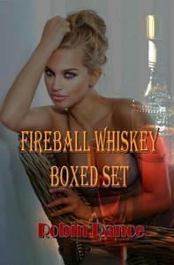 Fireball Whiskey Boxed Set