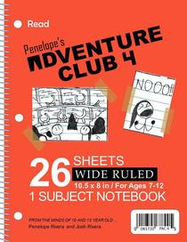 Penelope's Adventure Club 4