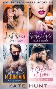 Hot, Short, & Sweet: Books 5-8