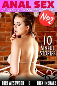 Anal Sex - Erotica Multi-Pack No.2 - 10 Sinful Stories