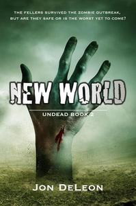 New World: Undead Book 2