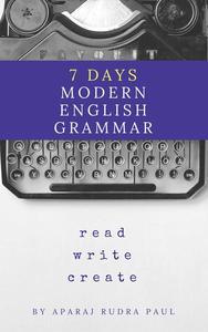 7 days modern english grammar