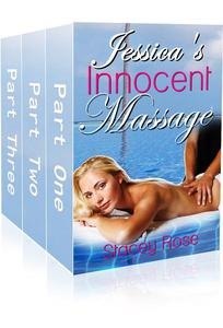 Jessica's Innocence Massage: Older Man Younger Woman Taboo Sexual Massage