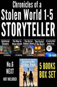 STORYTELLER, Chronicles of a Stolen World 1-5