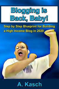 Blogging is Back, Baby!
