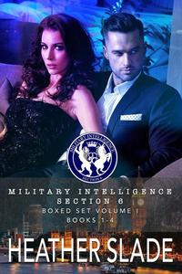 Military Intelligence Section 6 Boxed Set Volume I