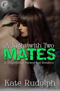 A Night with Two Mates: A Shapeshifter Paranormal Romance