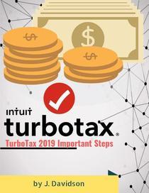 TurboTax 2019 Important Steps