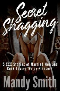 Secret Shagging:  5 XXX Stories of Married Men and Cock-Loving 'Prick Pleasers'