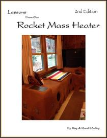 Lessons from Our Rocket Mass Heater