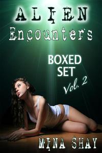 Alien Encounters: Boxed Set Volume 2