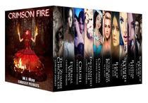 Crimson Fire (A 10 Book Fantasy & Romance Anthology)