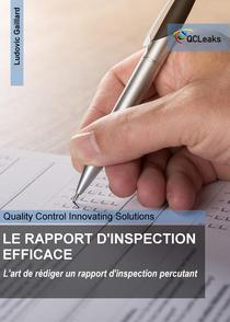 LE RAPPORT D'INSPECTION EFFICACE