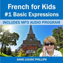 French for Kids: #1 Basic Expressions