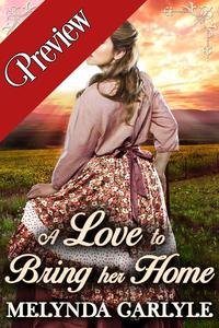 A Love to Bring her Home (Preview)