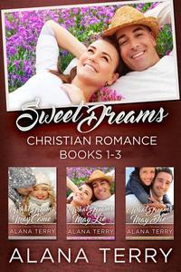 Sweet Dreams Christian Romance (Books 1-3)