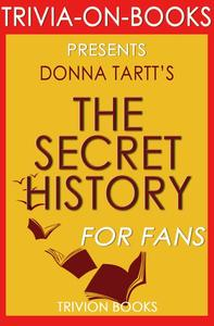 The Secret History by Donna Tartt (Trivia-On-Books)