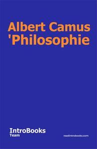 Albert Camus 'Philosophie