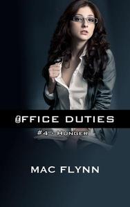 Office Duties #4 (Demon Paranormal Romance)