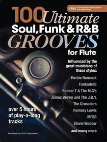 100 Ultimate Soul, Funk and R&B Grooves for Flute