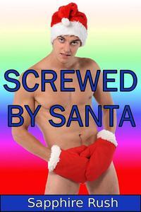 Screwed By Santa (bisexual holiday menage)