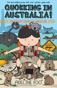 The Travel Diary of Amos Lee: Quokking in Australia!