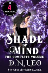 A Shade of Mind - The Complete Volume