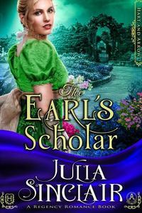 The Earl's Scholar (Hart and Arrow #3) (A Regency Romance Book)