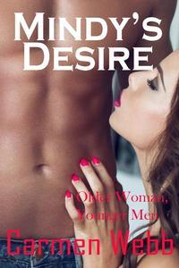 Mindy's Desire: Older Woman, Younger Men