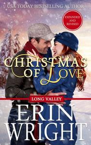 Christmas of Love – A Holiday Western Romance Novel