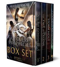 The Goddess Prophecies: Books 1-3