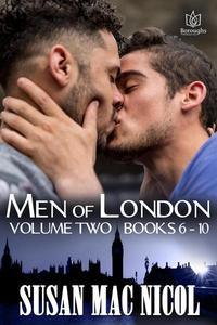 Men of London Box Set, Books 6 - 10