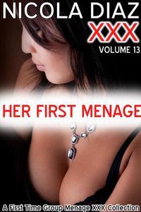 Her First Gangbang - Volume 13