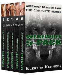 Werewolf Breeder Camp: Complete Series