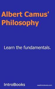 Albert Camus' Philosophy