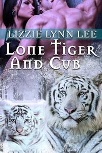 Lone Tiger And Cub