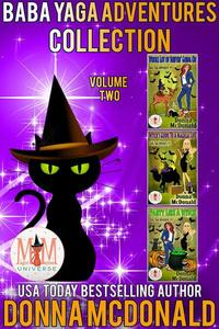Baba Yaga Adventures Collection: Magic and Mayhem Universe
