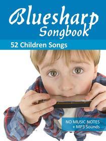 Bluesharp Songbook - 52 Children Songs