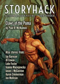 StoryHack Action & Adventure, Issue Three