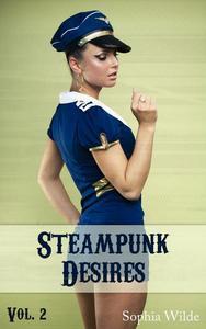 Steampunk Desires: An Erotic Romance (Vol. 2 - Edwin)