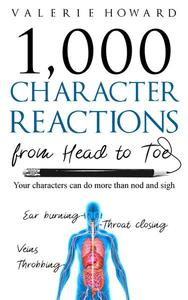 Character Reactions from Head to Toe