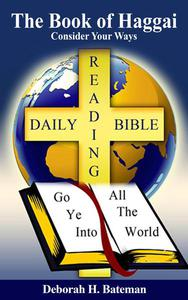 The Book of Haggai: Consider Your Ways