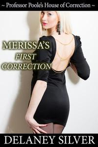 Merissa's First Correction