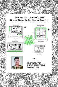 80+ Various Sizes of 3 BHK House Plans As Per Vastu Shastra