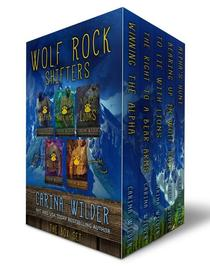 Wolf Rock Shifters 5-Book Set