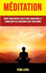Méditation : Guide Pour Novices Sur Pleine Conscience Et Connexion Plus Profonde Avec Vous-même